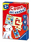 Ravensburger Italy Come Mi Vesto Gioco Educativo, 24105
