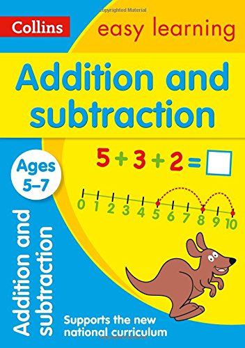 Addition and Subtraction Ages 5-7: New Edition (Collins Easy Learning KS1) por Collins Easy Learning