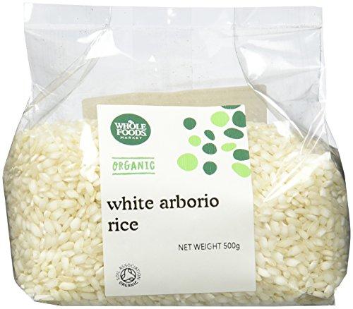 Whole Foods Market Organic Rice Arborio 3 x 500g