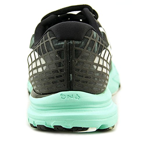 Brooks Launch 3 W, Scarpe da Corsa Donna BLACK/WHITE/ICEGREEN