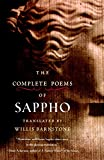The Complete Poems of Sappho -