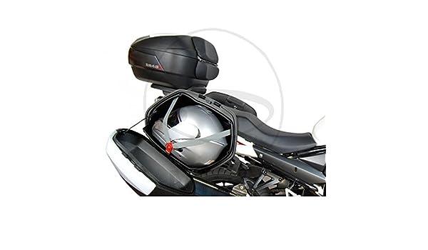 SHAD S0BN61IF Side Case-Kit di montaggio per Suzuki Bandit 3P sistema 650//1250 colore nero