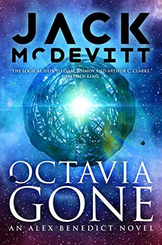 Octavia Gone (An Alex Benedict Novel, Band 8)