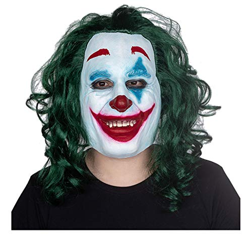 Kostüm Für Paare Comic - wanjuna Maske Cosplay Comic Latex Halloween Clown Maske