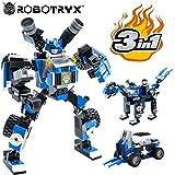 Juguete Robot Stem | Divertido Juego Creativo 3 en 1 | Juguetes de...