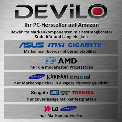 DEViLO PC 1128 -...