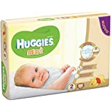 Huggies–Bebè Bague couches Taille 2(3–6kg)–56couches