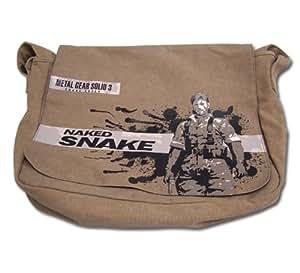 Metal Gear Solid 3 Snake Eater Messenger Shoulder Bag