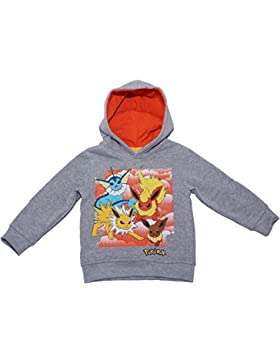 Pokemon - Sudadera con capucha - para niño