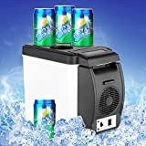High Demanded mini fridge freezer refrigerator 6L 12 cars in the car fridge High quality