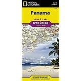 Panama: 1:475000: NG.AM3101 (Adventure Map (Numbered))