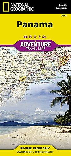 Panama: NG.AM3101 (Adventure map)