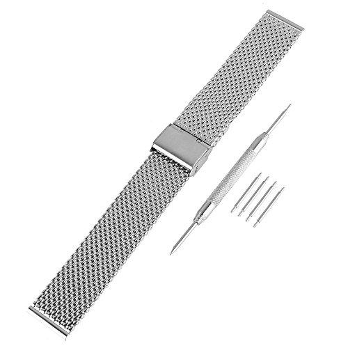 Beauty7 -  -Armbanduhr- watchband00004kit_20mmuk