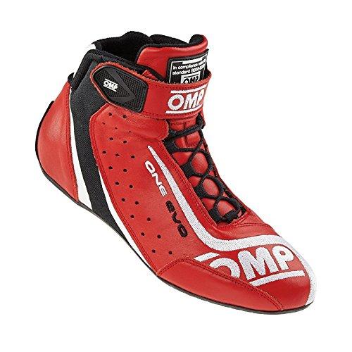 Omp ompic/80606138One Evo Laufschuhe OMP rot Gr. 38 (Omp Racing Schuhe)