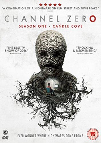 Channel Zero - Season One: Candle Cove [DVD] [Reino Unido]