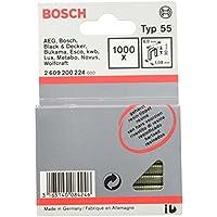 Bosch Professional 2609200242 1000 Tackerklammern 12//10,6 mm Typ59