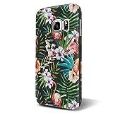 Flamingo Bird Habitat Animal Fun NEW Black 3D Samsung Galaxy S6 Edge Plus Case | Wellcoda
