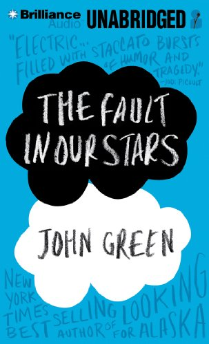 Buchseite und Rezensionen zu 'The Fault in Our Stars (Brilliance Audio on Compact Disc)' von John Green