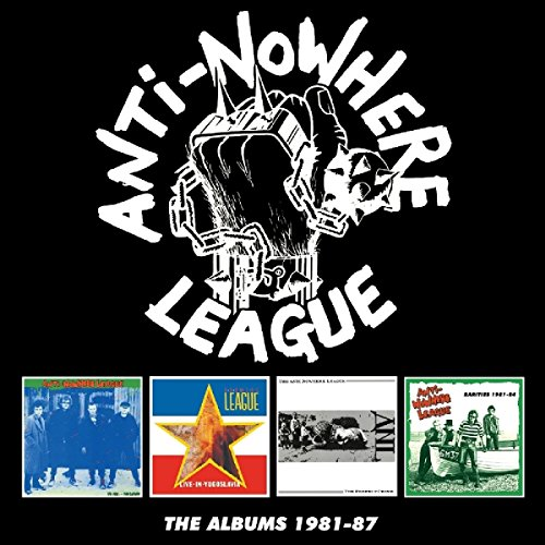 The Albums 1981-87 (Box Set)