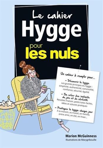 Cahier Coach - Hygge pour les Nuls par Marion MCGUINNESS