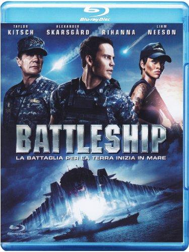 Preisvergleich Produktbild Battleship [Blu-ray] [IT Import]