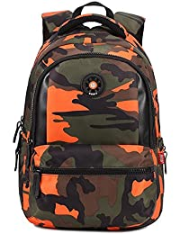 Waterproof Camouflage Boys Backpack For School Kids Backpack School Bags Bookbags For Boys By Besthome Fashion
