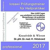 kreawi-Prüfungstrainer professional für Heilpraktiker 2017, CD-ROM