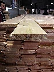 Pine Timber T&G Floorboard 110 X 20mm 5 x 2.4MTR Lengths
