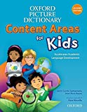 Oxford Picture Dictionary Content Area for Kids English Dictionary (Diccionario Oxford Picture for Kids)