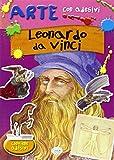 Scarica Libro Leonardo da Vinci Con adesivi Ediz illustrata (PDF,EPUB,MOBI) Online Italiano Gratis