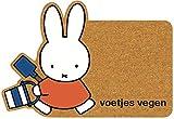 Kreisy Miffy Voetjes Vegen/Füße fegen -