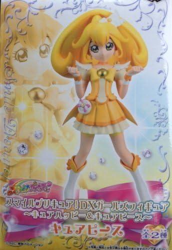 Smile Pretty Pretty Pretty Cure! DX Girls Figure ~ Cure Happy & Cure - Cure Peace Peace separately (japan import) 652feb