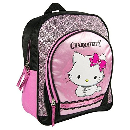 Charmmy Kitty Sac a dos cartable pour l'école maternelle et loisirs extrascolaires Hello Kitty