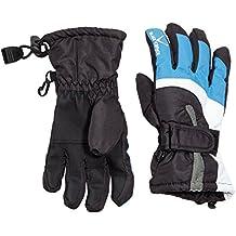 Black Canyon Handschuhe - Guantes ( negro ), color negro/azul, talla 10