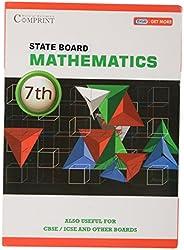 Comprint Mathematics, Class 7 (1 DVD)