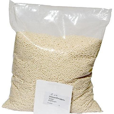 Samen-Gernand - Fertilizzante solfato-nitrato di ammonio, azoto, 5 kg
