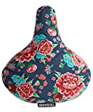 Basil Bloom-Saddle Cover Sattelbezug