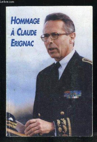 HOMMAGE CLAUDE ERIGNAC PREFET 1937 - 1998. ASSASSINE A AJACCIO LE 6 FEVRIER 1998.
