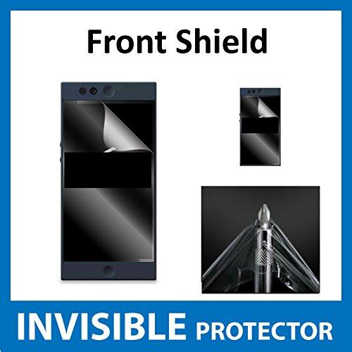 nextbit Robin Bildschirmschutzfolie Vorderseite unsichtbar Folie (vor Shield) Military Grade Schutz Exklusive zu Ace Fall