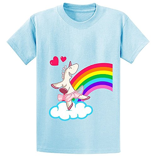 the-geekies-rainbow-unicorn-youth-crew-neck-customized-t-shirt-m-130