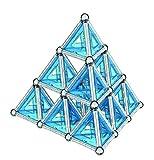 Geomag PRO-L 025 Costruzioni Magnetiche e Giochi Educativi, 174 pezzi