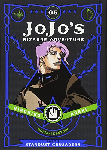JoJo's Bizarre Adventure: Part 3 Stardust Crusaders, Vol. 5 por Hirohiko Araki