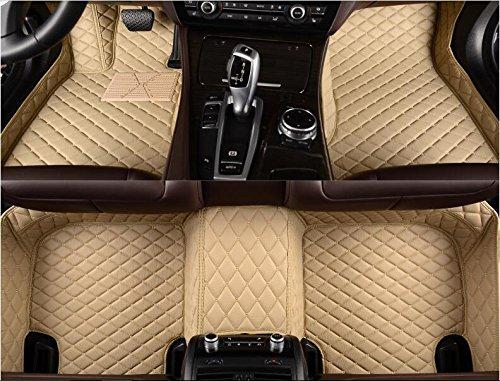 1set Personalizado Alfombrilla para el coche alfombra