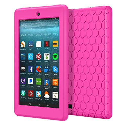 cover per tablet fire MoKo Smart Cover per All-New Amazon Fire 7 (7.0 pollici Display