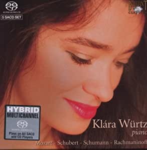 Klara Wurtz SACD Collection [DVD AUDIO]