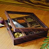 Nisar Handicrafts Spice Box / Container ...