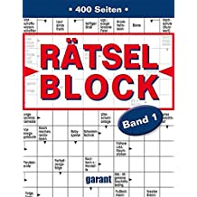 Rätsel Block - Band 1