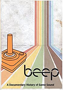 Beep: A Documentary History Of Game Sound (2 Blu-Ray) [Edizione: Regno Unito] [Edizione: Regno Unito]