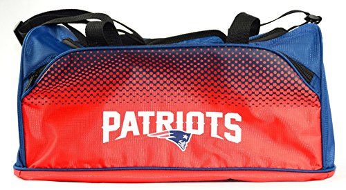 NFL FADE SMALL HOLDALL BAG New England Patriots