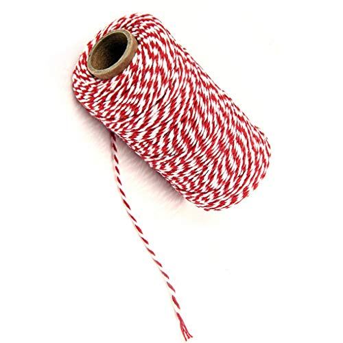 fish 2mm 100m DIY Cotton Thread Colorful Cord String Strap Decorative Rope Wire Clothes Making Supplies -